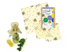 Bijenwasdoeken Kids set