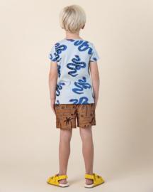 Nadadelazos T-shirt Naag blue