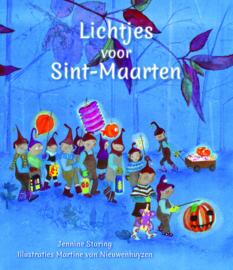 Christofoor - Lichtjes voor Sint-Maarten - Jenine Staring