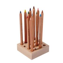 Potlodenblok voor kleurknotsen