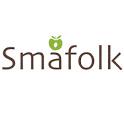 Smafolk longsleeve Fox Wild Dove, 98-104 en 104-110