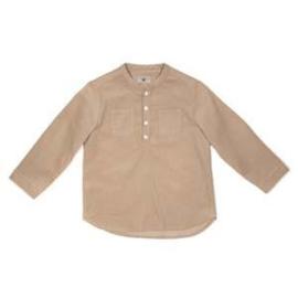 Huttelihut tricot blouse camel