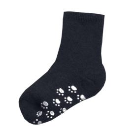 Joha wollen sokken antislip denim