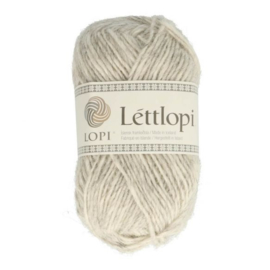 Lett Lopi Light grey melange