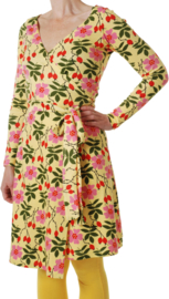 Duns Sweden Wrapdress Dames Rosehip