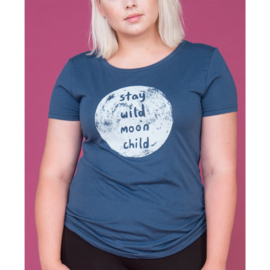 Soul Flower Stay Wild Moon Child top