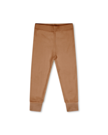 Matona Basic Pants Terracotta