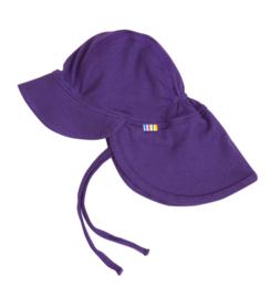 Joha summer hat paars, 1-4 maand