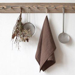 Linen Tales Kitchen Towel Nutmeg