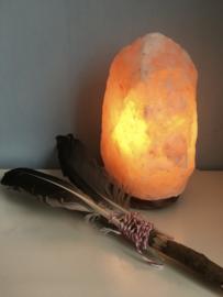 Roze Zoutsteen lamp 2-3 kilo