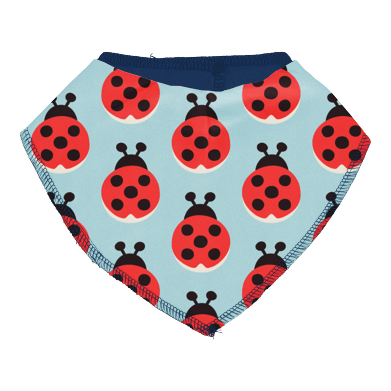 Maxomorra Bib Lady Bug