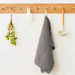 Linen Tales Kitchen Towel Baked Clay