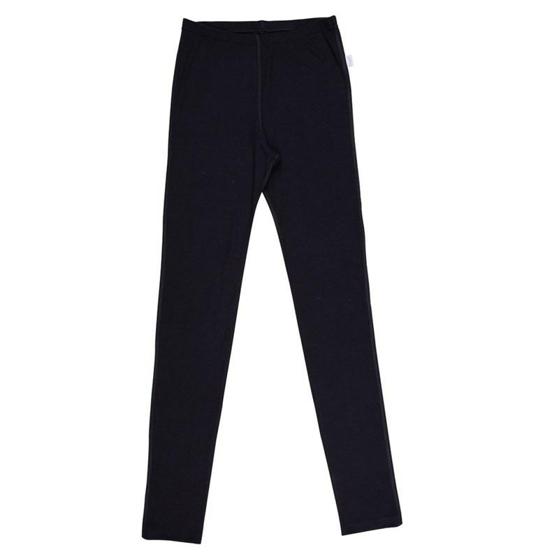 Joha dames merinowollen leggings zwart