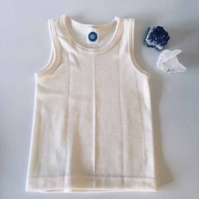 Cosilana wolzijden hemd