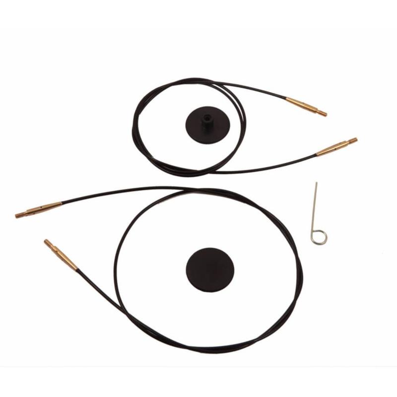 Knitpro kabel voor rondbreinaalden met verwisselbare naaldpunten