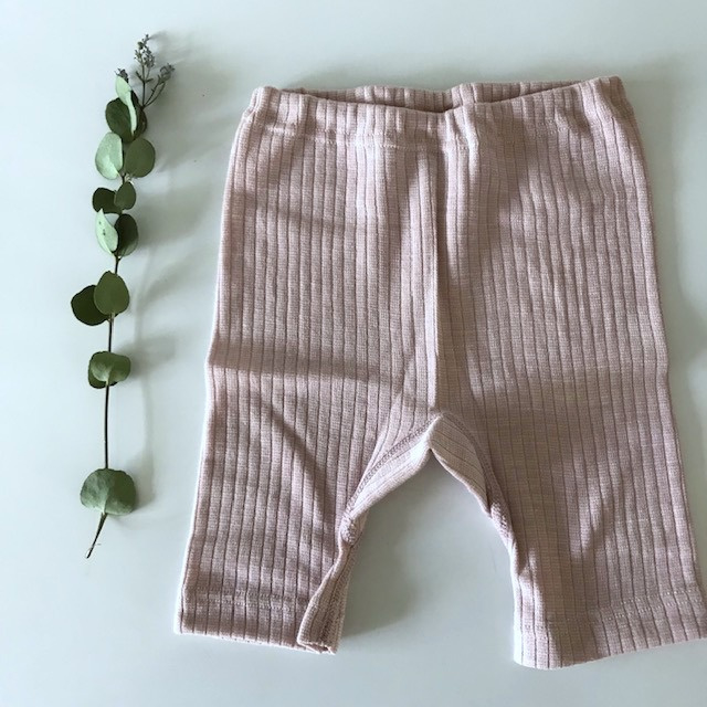 Cosilana wolzijdekatoen shorts roze