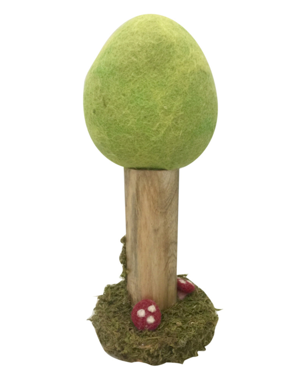 Papoose Toys Woodland boom lente