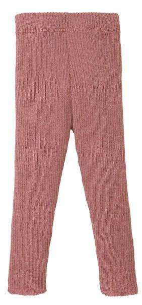 Disana wollen leggings rosé