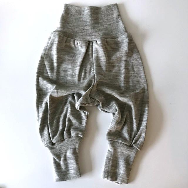 Engel Natur wolzijden broekje grijs