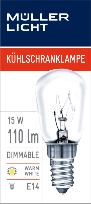 Zoutlamp reservelampje