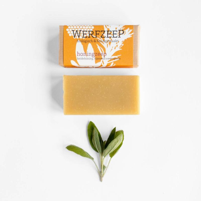 Werfzeep - Honing