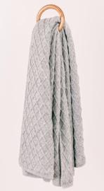 Plaid Rhombe Light Grey (dubbel)