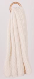 Plaid Cable White (dubbel)