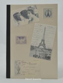 Notitieboekje Eiffeltoren