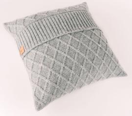 Pillow Rhomb Light grey