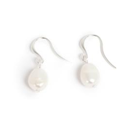 A & C Oorhaken Baroque Pearls
