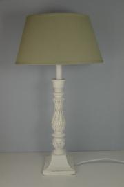 Staande lamp met kapje