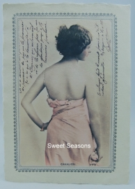 Afbeelding op A4 katoenpapier, nr. 621