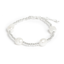 A & C Armband Baroque Pearls