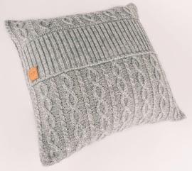 Pillow Cable Light grey