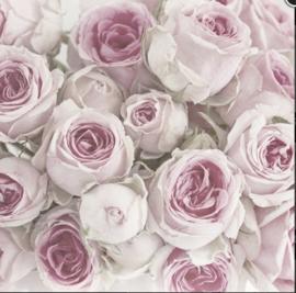 Servet Pink Roses, 33x33 cm, nr. 80061