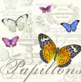 Servet Papillons