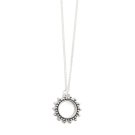 A&C Collier Ethnic Sun