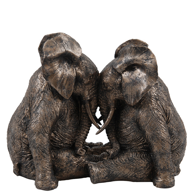 Zittende olifanten