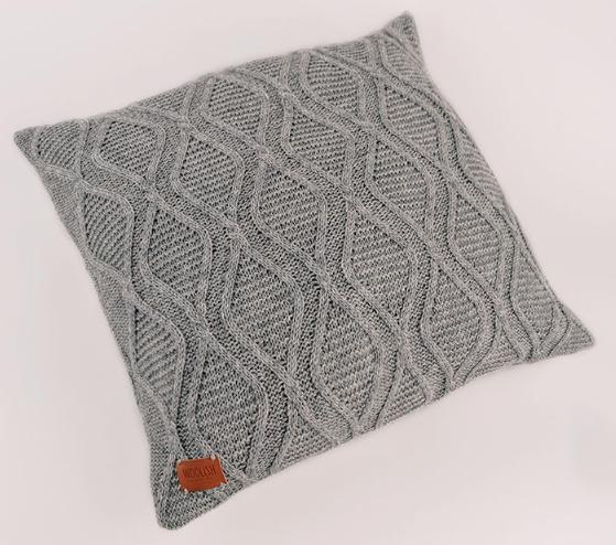 Pillow Villach Dark grey