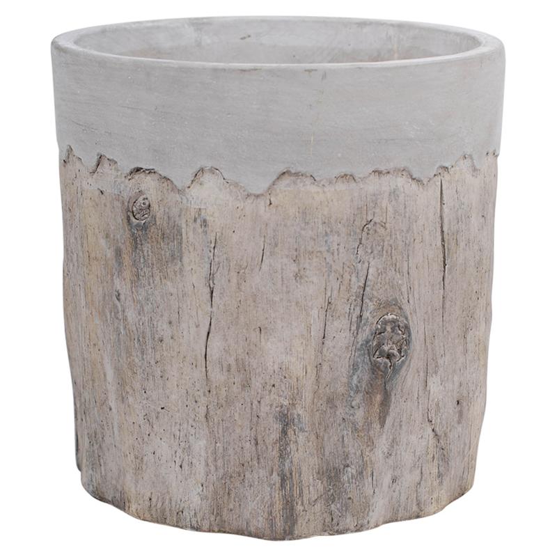 Plantenpot beton, middel