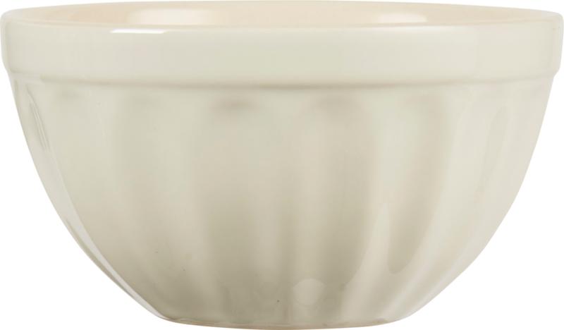 Mynte mueslibowl/kom Butter Cream