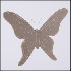 Houten vlinder, groot