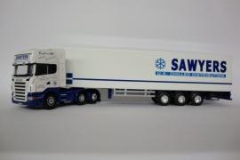 Lion Toys SCANIA R Topline Koeloplegger Sawyers UK