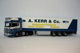 Lion Toys SCANIA R Topline met Koeloplegger Kerr & Co Scotland