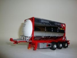 Lion Toys Vloeistof Container Trailer