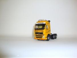 Lion Toys VOLVO FH Globetrotter 6x2 Trekker