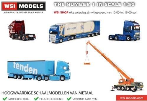 KIJK OP www.wsi-models.com VERWACHTE MODELLEN EN MAIL UW RESERVERING NAAR www.truckmodelbouw.nl