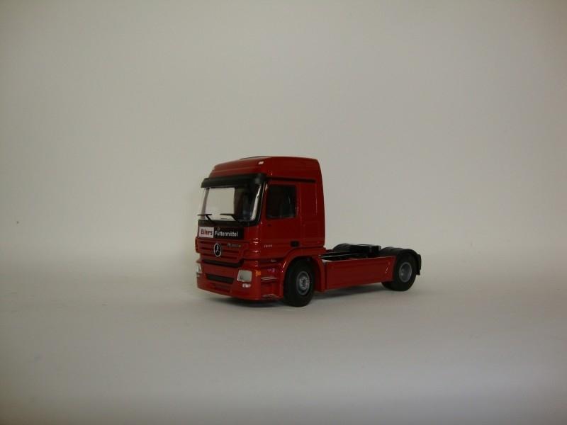 Lion Toys Mercedes Actros 4x2 Trekker