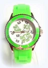 AH-0123 Horloge Felgroen