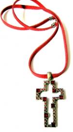 HK-0074 Ketting met Kruis
